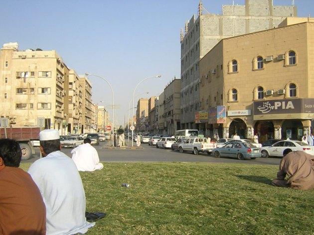 riyadh street life